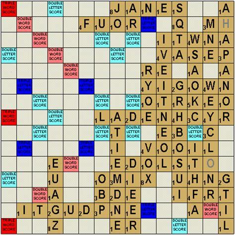 Richard Buck S Scrabble Page
