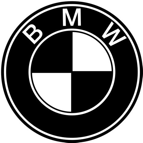 Black And White Bmw Emblem by File Bmw Roundel Svg Wikimedia Commons