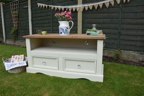 autentico chalk paint antique white tv cabinet painted with autentico antique white chalk