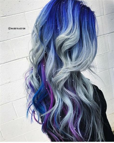 glow in the paint riot the 25 best rainbow hair colors ideas on