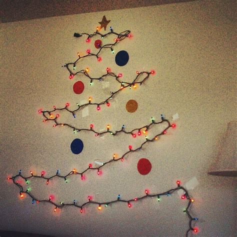 tree made out of lights pin by jennilee on