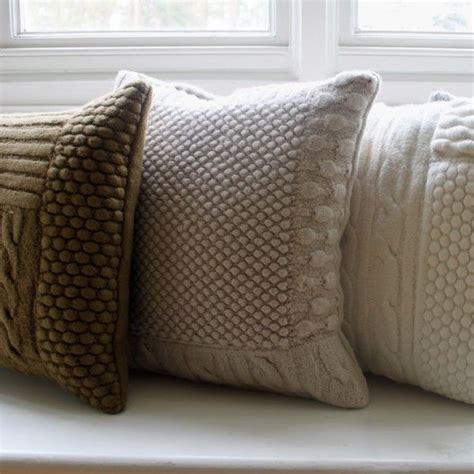 cushion knitting pattern knitted cushions cushions