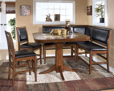 dining room corner bench dining room table corner bench set crofton