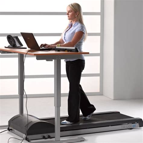standing desk with treadmill review lifespan s bluetooth enabled treadmill desk is
