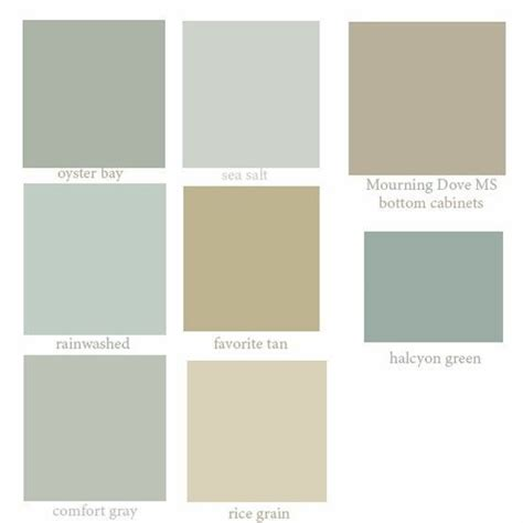 paint colors by sherwin williams sea salt sherwin williams by cynthia joanna gaines