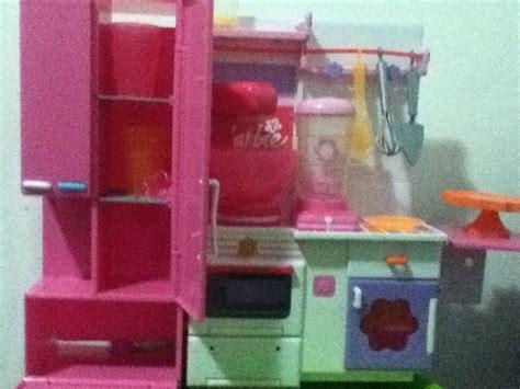 juegos de barbie cocina cocina de barbie 500 00 en mercado libre