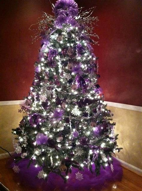 purple bows for trees 109 best a purple silver images on