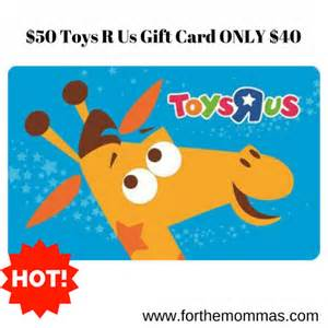 gifts toys r us 50 00 toys r us gift card for only 40 00