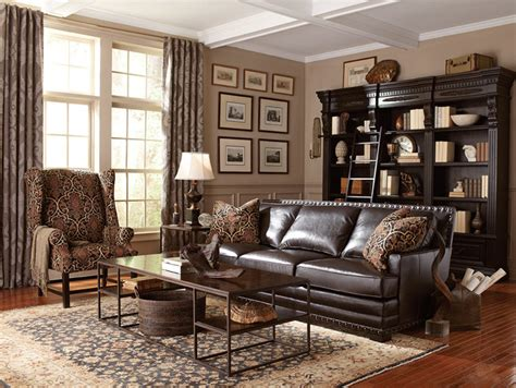 bernhardt living room furniture living room cantor leather sofa by bernhardt