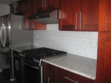 glass tile kitchen backsplash white glass subway tile backsplash interior decorating