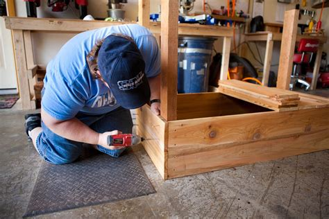 waddell woodworking woodworker cultivates business in garage audio and