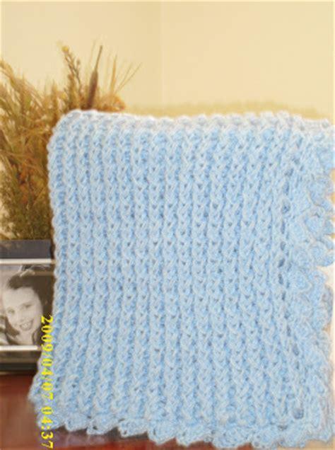 loom knitting baby blanket angela s soliloquy loom knitting baby blanket