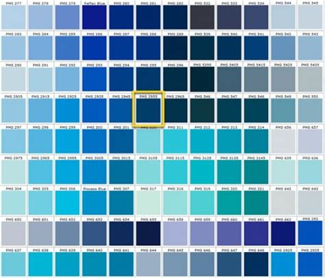 paint colors shades different shades of blue s 15 ideas