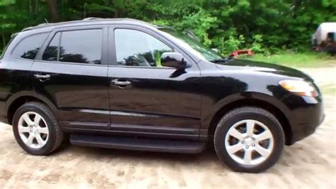 2009 Hyundai Santa Fe by For Sale Used 2009 Hyundai Santa Fe Limited All Wheel