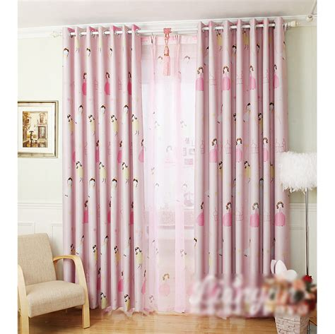 pink curtains nursery pretty pink nursery curtain for