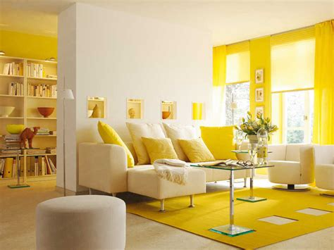 yellow living room yellow mania accent