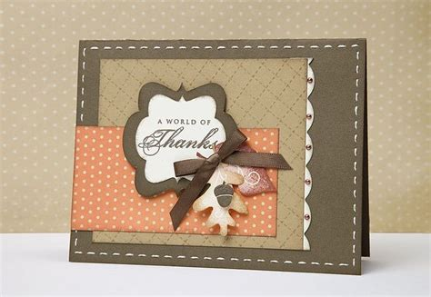 scrapbooking card 17 best images about thank you cards on the