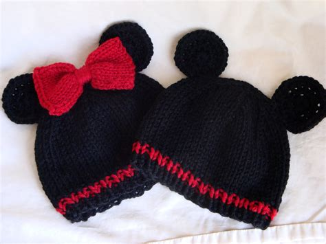 mickey mouse knit hat mickey mouse beanies beanie ville