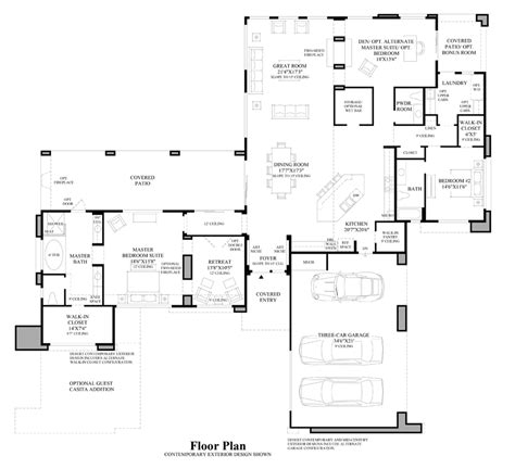 desert home plans desert contemporary home plans home design and style