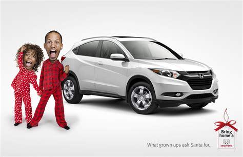 Honda Santa by Honda Print Advert By Wax Bring Home A Honda Santa