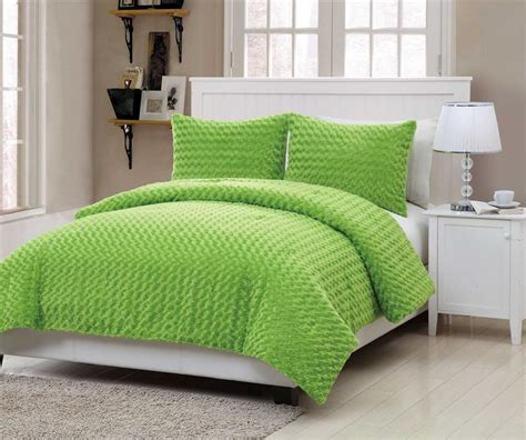 lime green bed set total fab turquoise blue and lime green bedding sets