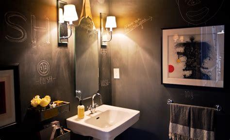 chalkboard paint ideas for bathroom chalkboard bathroom walls contemporary bathroom