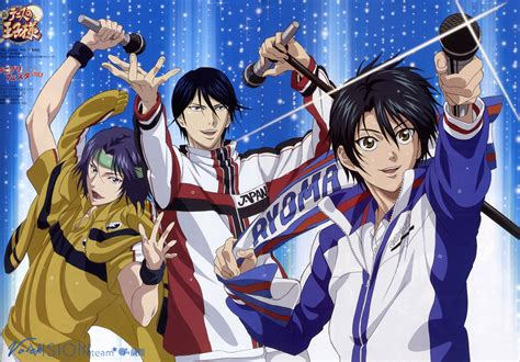 new prince of tennis tags anime konomi takeshi production i g new prince
