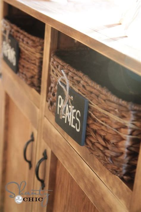 diy chalkboard labels for baskets the world s catalog of ideas