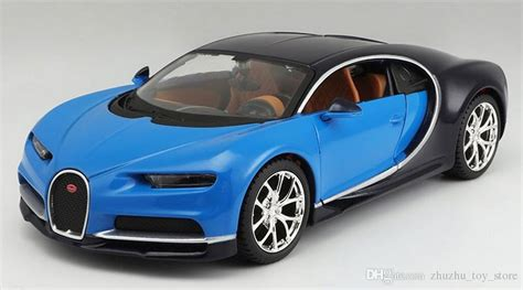 Bugatti Chiron Model Car by Best Maisto Bugatti Chiron 1 24 Scale Diecast Car Model