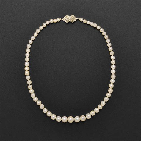 jewelry necklaces jewelry auction results cleef arpels record