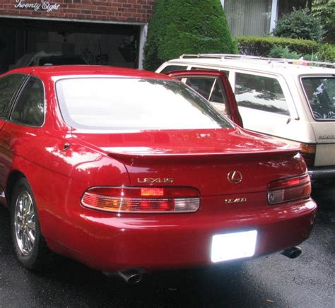 1996 Lexus Sc400 by 1996 Lexus Sc 400 Photos Informations Articles