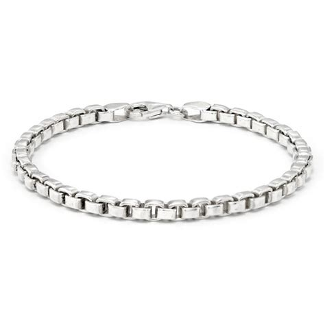 silver bracelet cool silver bracelets fashion 2017