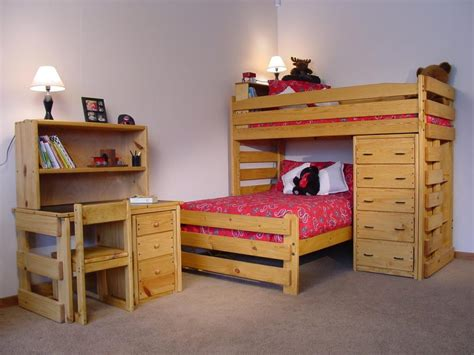 storage bunk beds for amazing bunk beds with storage optimizing home decor