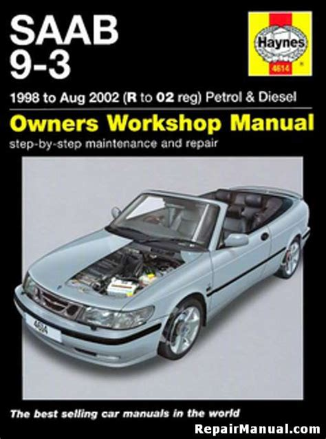what is the best auto repair manual 1998 dodge ram van 1500 user handbook saab 9 3 gas diesel 1998 2002 haynes car repair manual