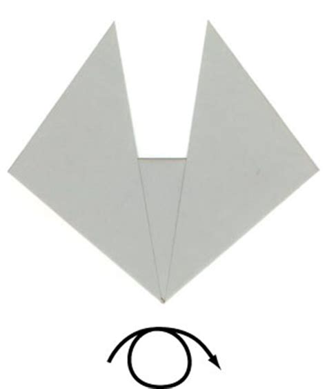 origami mouse easy how to make an easy origami mouse page 3
