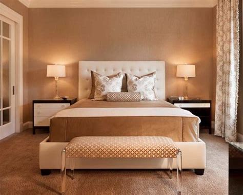brown bedroom light brown wall home design ideas pictures remodel and