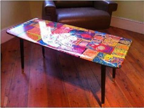 decoupage dining table 88 best images about decoupage furniture on