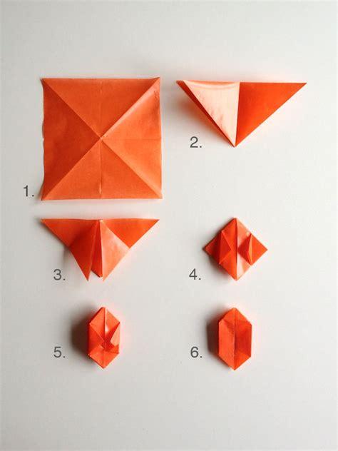 origami pumpkins diy origami lights handmade