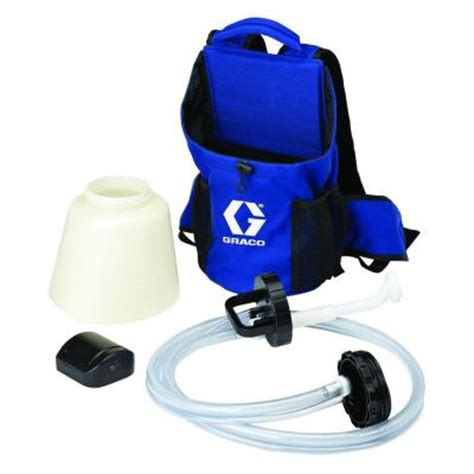 Graco Propack Portable Spray Pack For Truecoat Paint