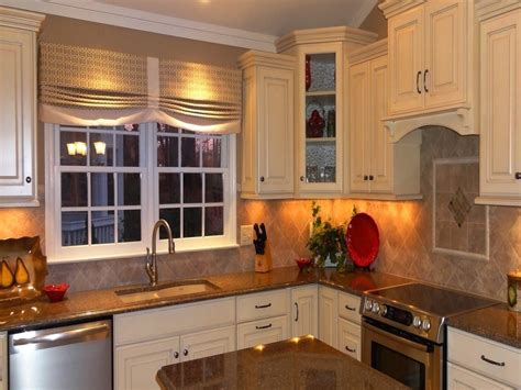 curtain for kitchen window treatments for a tuscan kitchen home intuitive