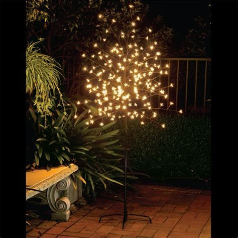 bunnings trees lytwork 1 8m 200 led warm white blossom tree i n 4351122