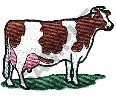 cow design holstein cow embroidery designs machine embroidery