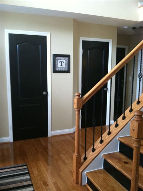 interior doors for homes why black interior doors worth the attention traba homes