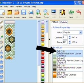 beading programs top 7 reviews software for bead design patterns
