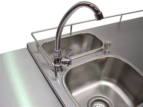 outdoor kitchen faucet tips to choose outdoor kitchen sinks home decor report