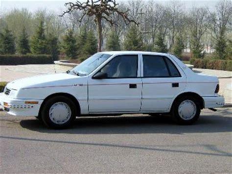 manual cars for sale 1992 plymouth sundance spare parts catalogs dodge sundance