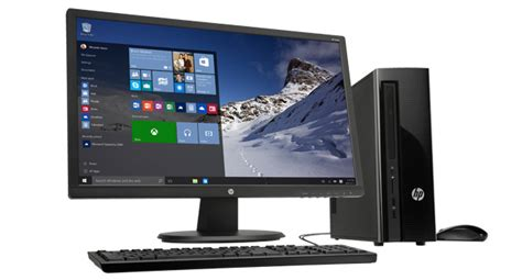 desk top pc desktop computer pc buying guide go argos