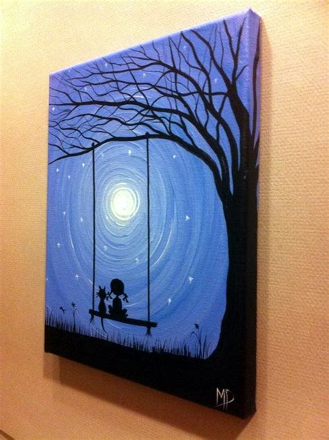 paint on canvas 30 more canvas painting ideas