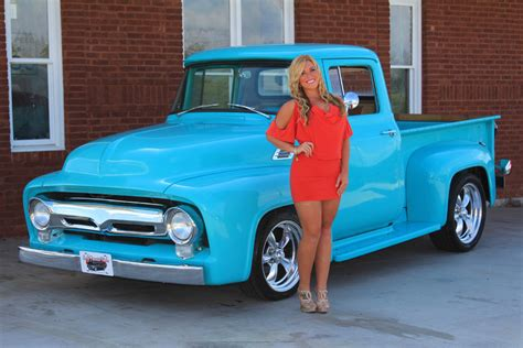 1956 Ford F100 Parts by 1956 Ford F100 Classic Cars Cars For Sale In