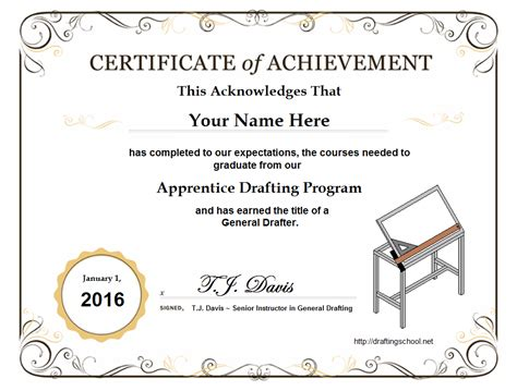 woodworking certificate programs would you like to access to all the drafting courses